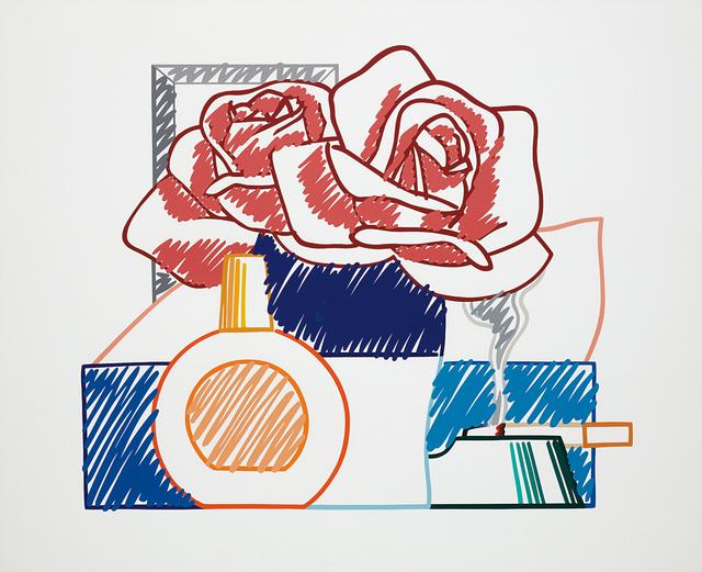 Tom Wesselmann, 'Scribble Version of Still Life no.58', 1991, Phillips