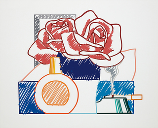 Tom Wesselmann, 'Scribble Version of Still Life no.58,' 1991, Phillips: Evening and Day Editions (October 2016)