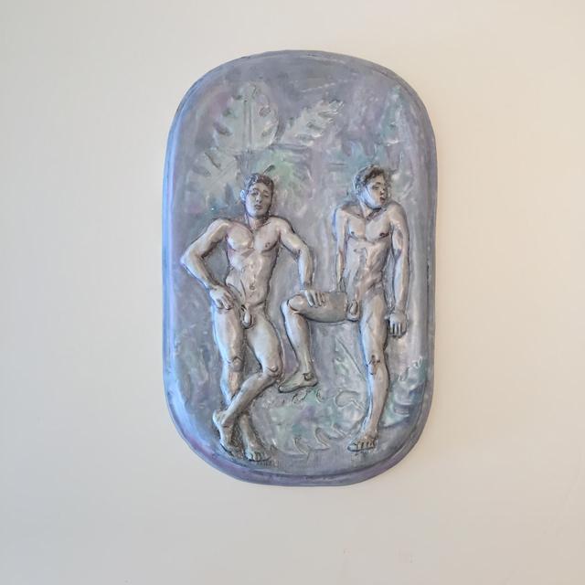 Clayton Keyes, 'Juntos entre las Plantas', 2019, M.A. Doran Gallery