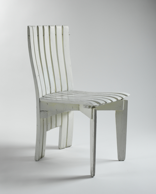 , 'Garden chair,' ca. 1938, Bard Graduate Center Gallery