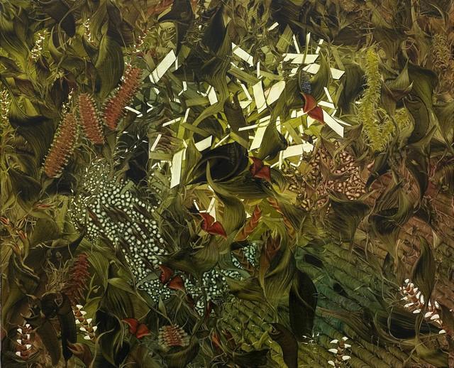 , 'The Line of Ornament,' 2008, Patrick Heide Contemporary