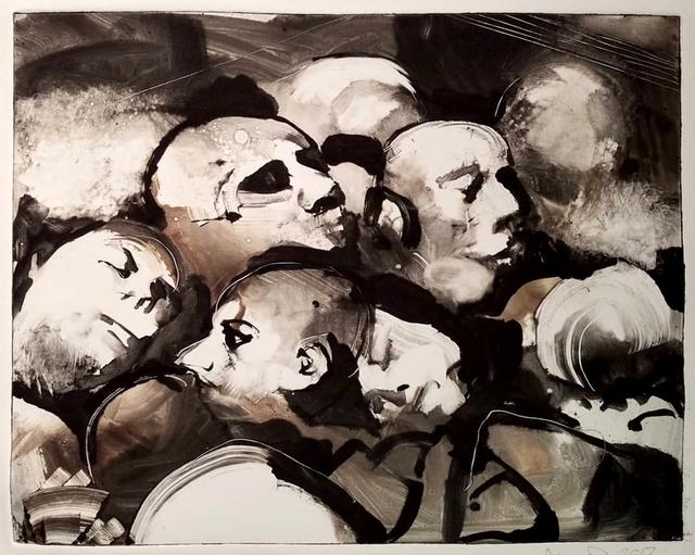 , 'Burma Shave,' 2017, Tabla Rasa Gallery