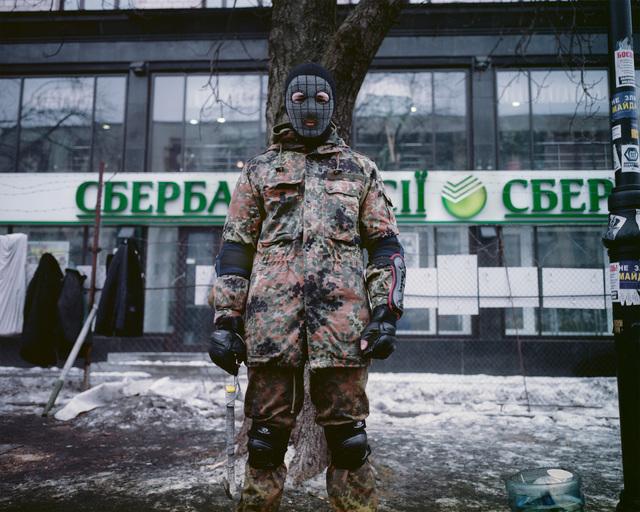 , 'Kiev (1),' 2014, Dvir Gallery