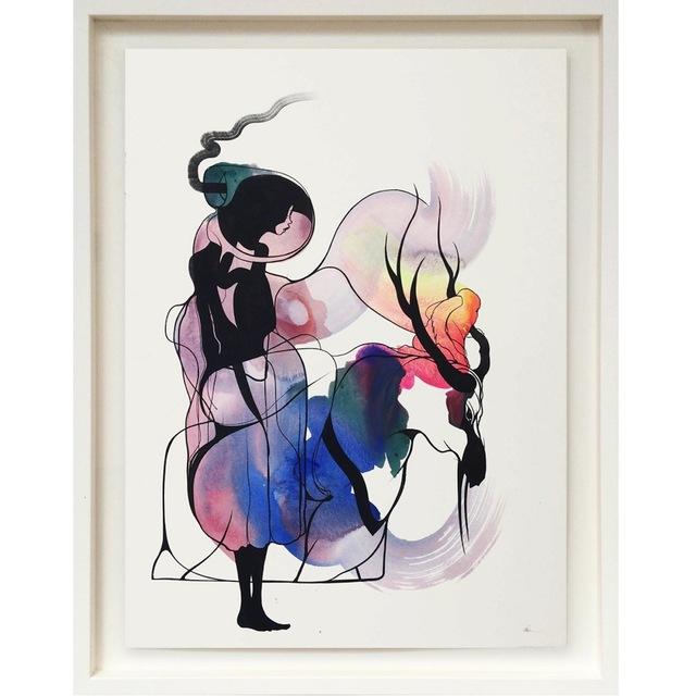 , 'Xi She,' 2016, Die Kunstagentin