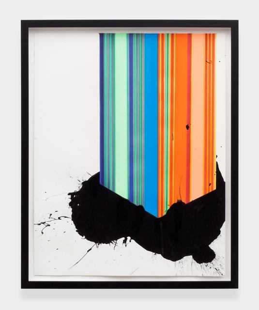 , 'Booosh,' 2012, Klowden Mann