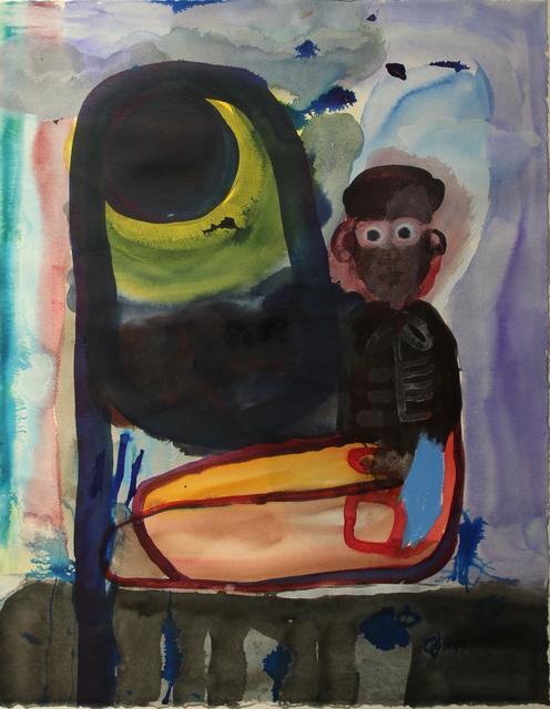 , 'La Tisseuse,' 2017, Mario Mauroner Contemporary Art Salzburg-Vienna