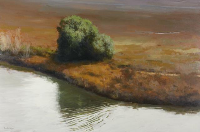 , 'Channel,' 2015, Sue Greenwood Fine Art