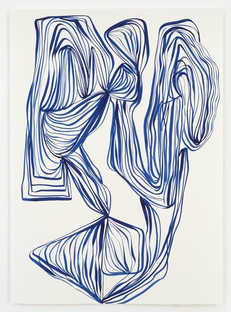 , 'Line Painting (02882),' 2015, Tanya Ling Studio