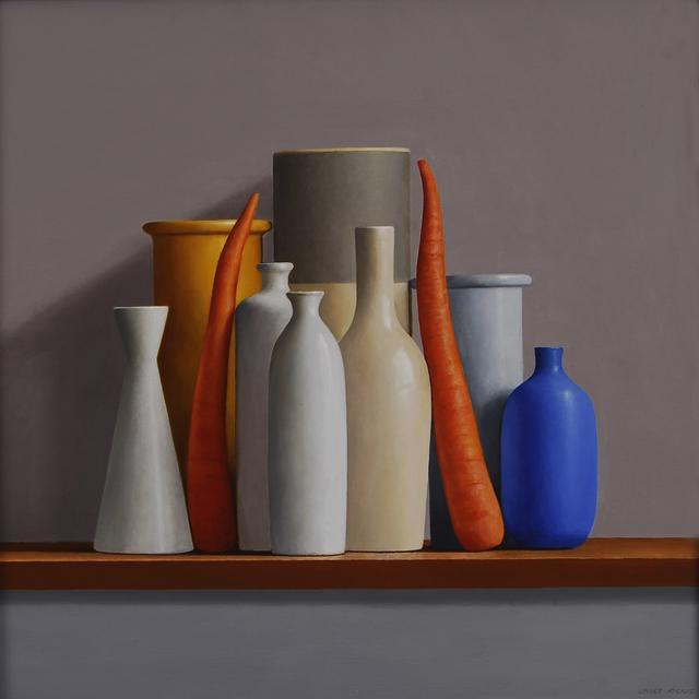 , 'Long,' 2017, Clark Gallery