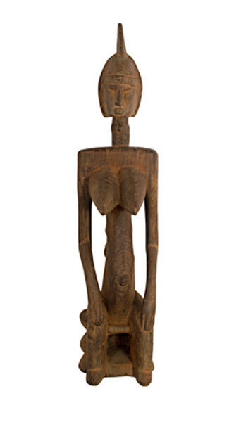 Unknown African, 'Bambara Maternity Figure Mali', ca. 1900, David Barnett Gallery