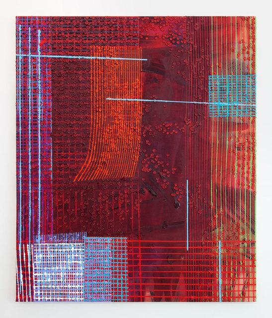 , 'Impermanence — Safflower Blooming,' 2017, Blum & Poe