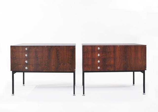Alain Richard, 'Pair of sideboards 802', 1957-1958, Galerie Pascal Cuisinier