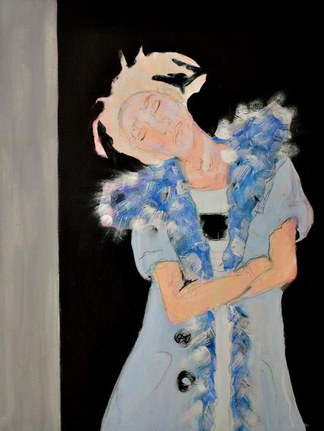 , 'Tilda,' 2014, Marcia Rafelman Fine Arts