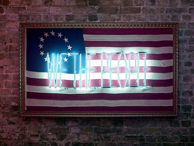 Mark Sloper, 'We the People ', Flat Space Art