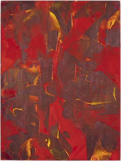 Richard Hoblock, 'PING', 2017, Chimento Contemporary