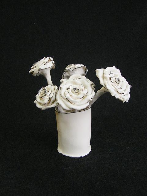 , 'Roses in a vase,' 2016, Priveekollektie Contemporary Art | Design