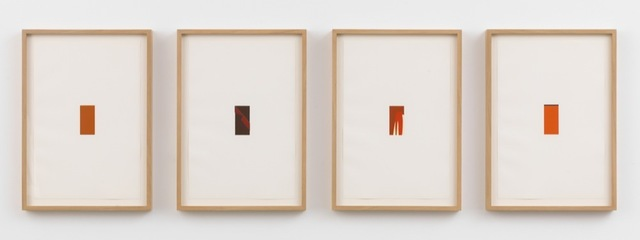 , 'Miniaturen II,' 1975, David Zwirner