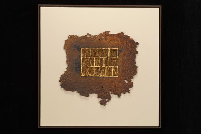 , 'Golden Tablet,' 2016, Duane Reed Gallery