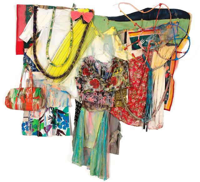 , 'Orange Bag,' 2014, Carter Burden Gallery