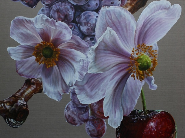 , 'Tears of Aphrodite. Windflower,' 2014, Rebecca Hossack Art Gallery