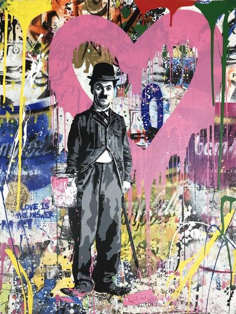 , 'Chaplin,' 2018, Hamilton-Selway Fine Art