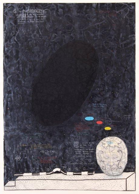 , '& So the Universe,' 2008, Hosfelt Gallery