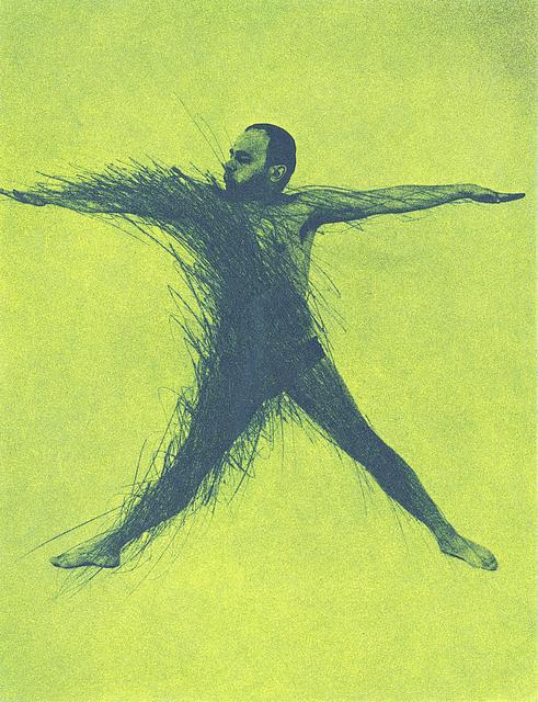 , 'Body Pose III,' 1971-1975, Galerie Elisabeth & Klaus Thoman