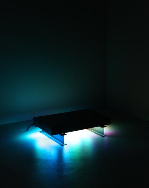 Chen Wei, 'Trouble #17072 ', 2017, Installation, LED Light board, Ota Fine Arts