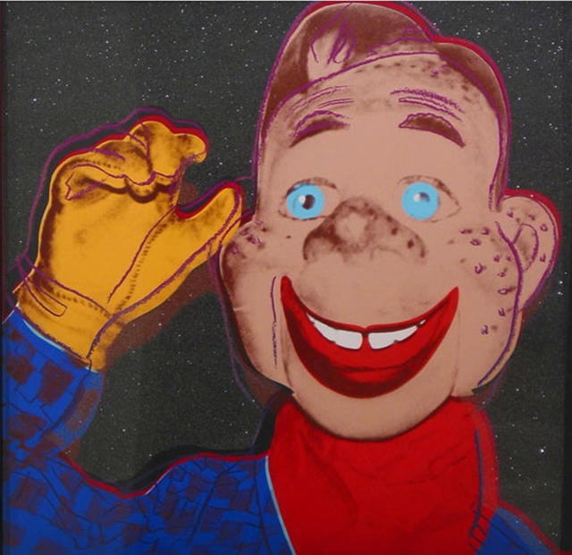 Andy Warhol, 'Howdy Doody (FS II.263)', 1981, Revolver Gallery