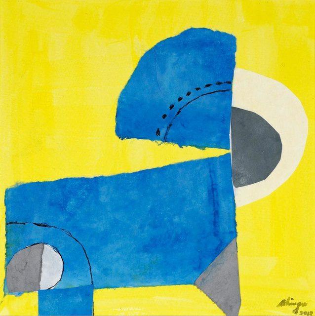 , 'Stroll,' 2012, Jeanne Bucher Jaeger