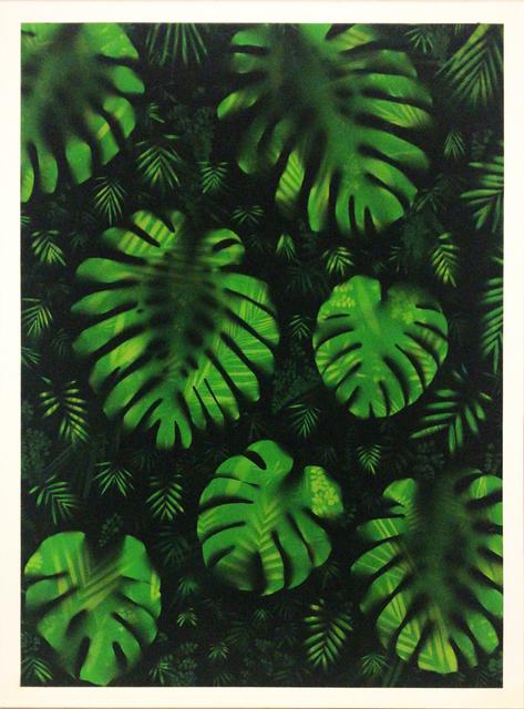 , 'Folhas [leaves],' 2017-2018, Galeria Marilia Razuk