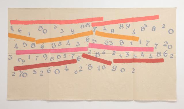 , 'Canone Aureo 902,' 2014, Casey Kaplan