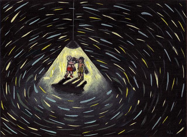 Jorge González Lohse, 'El duelo', 2019, Isabel Croxatto Galería