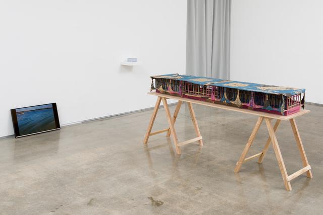 , 'Monument to Sacolândia,' 2010, Edward Cella Art and Architecture