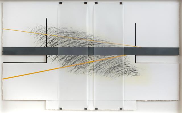 , 'Following Lines 3,' 2016, Pangolin
