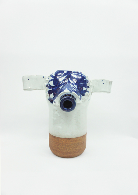 Thomas Campbell, 'Yarf', 2018, Sculpture, High fire ceramics, V1 Gallery