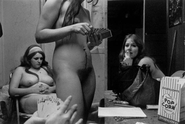, 'The dressing room, Fryebrug, ME, 1975,' 1972-1975, Danziger Gallery