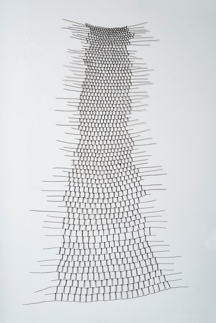 , 'Wire Shroud,' 2016, Seager Gray Gallery