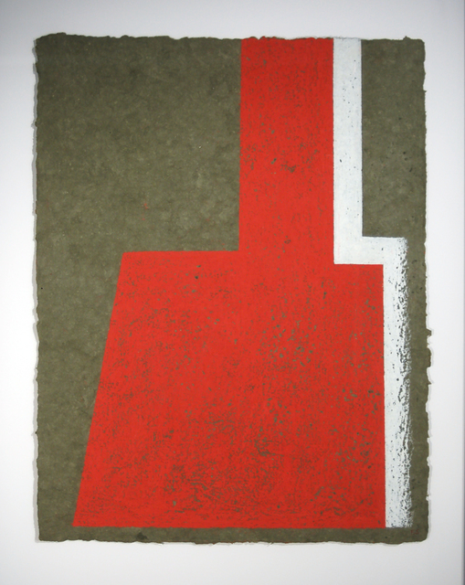 , 'Untitled 2,' 1986, Atrium Gallery