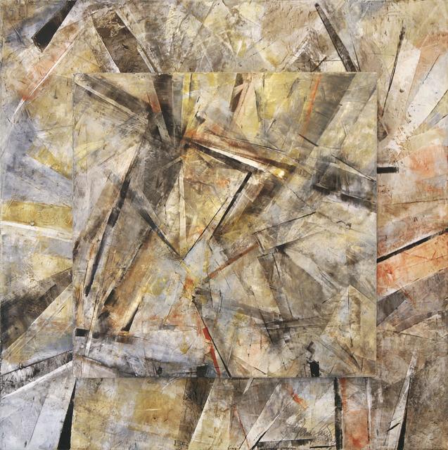 , 'Double Take Grande,' 1998, David Richard Gallery