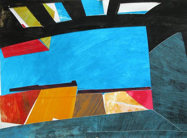 , 'Up Through The Subway,' 2013, Tibor de Nagy