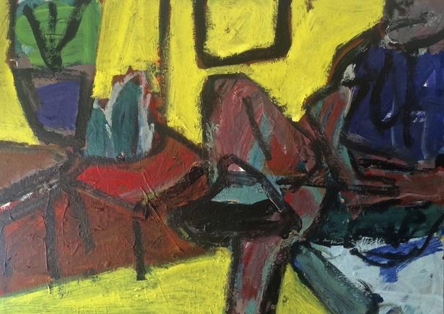 , 'Leisure Hours,' 2016, Stuart & Co. Gallery