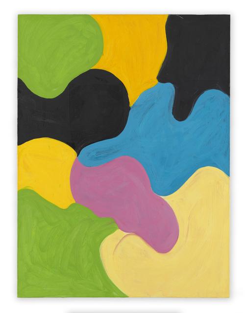 Mary Heilmann, 'Three Yellows', 2002, Hauser & Wirth