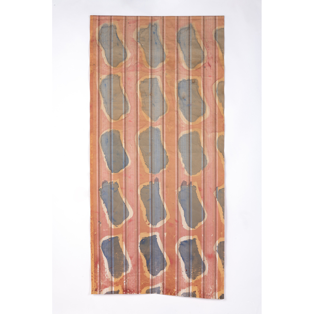 Claude Viallat, 'Untitled, n°147', 2006, Painting, Acrylic on taurpalin canvas, PIASA