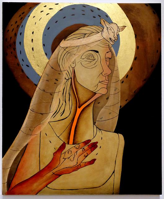 , 'Lamb Bride,' 2013-2014, ANNO DOMINI