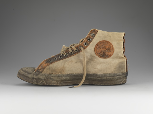 , 'Converse, All-Star/Non Skid,' 1917, American Federation of Arts