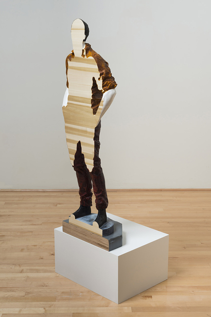 , 'Big Richard (Poplar),' 2014, Linda Warren Projects