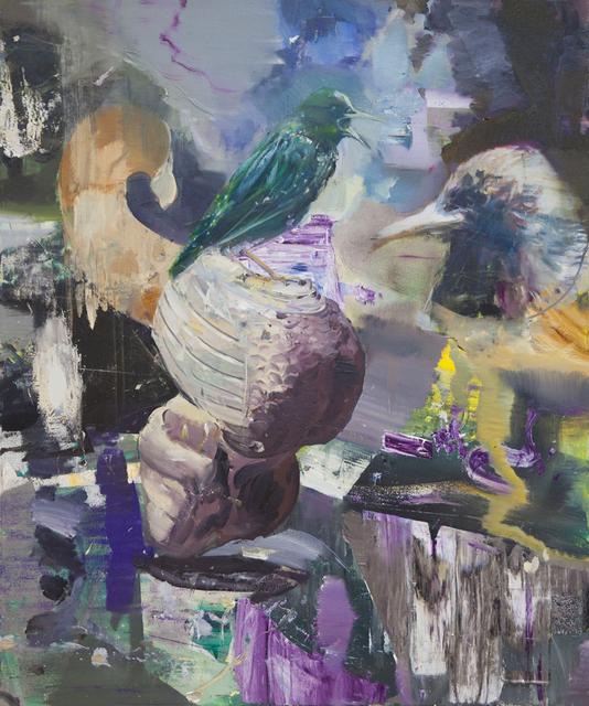 , 'The MET,' 2017, Galerie Antoine Ertaskiran