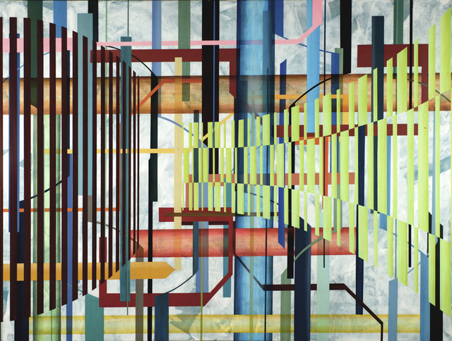 Bryan Ida, 'Time and Memory', 2017, George Billis Gallery