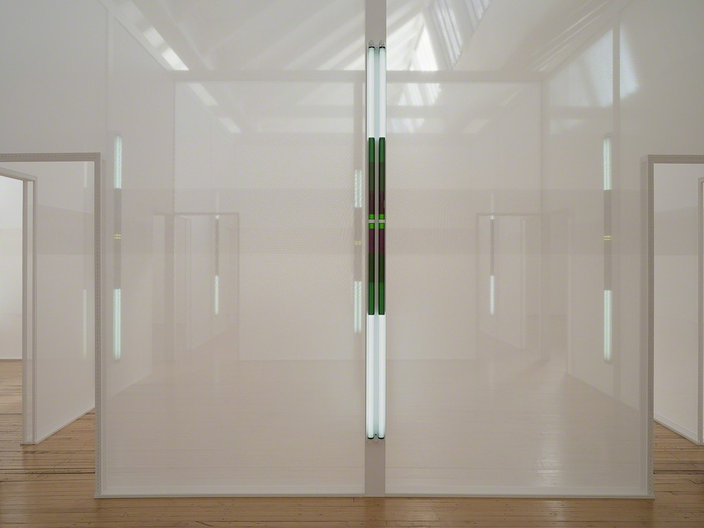 Robert Irwin, Excursus: Homage to the Square³, Dia:Beacon, Riggio Galleries. 